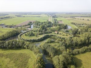 Fort Everdingen and Beersluice