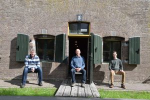 Medewerkers Kenniscentrum Waterlinies